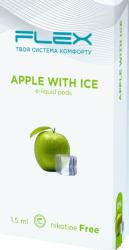 Яблуко з льодом